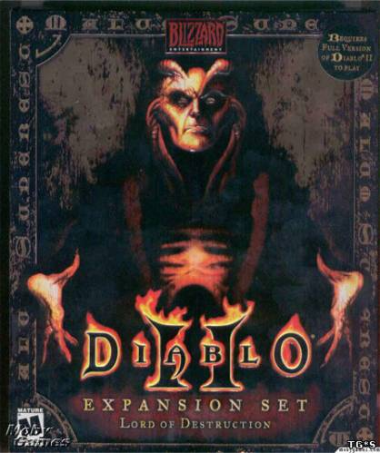Diablo 2 Expansion Set (2001/PC/RePack/Rus) by tg