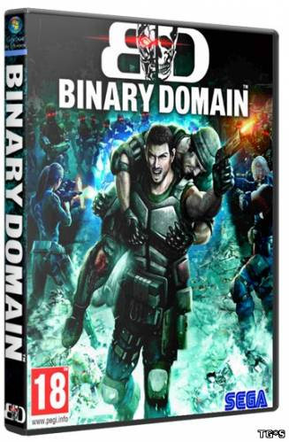 Binary Domain [v 1.0.0.1] (2012) PC | Steam-Rip от Let'sРlay