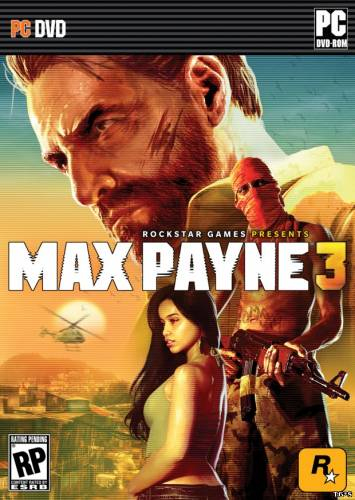 [Crack]Max Payne 3 (2012) PC