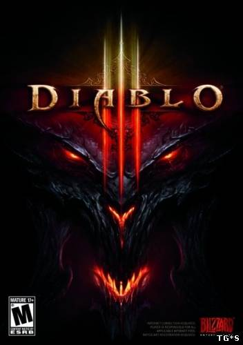 Diablo III: Collectors Edition (2012) PC