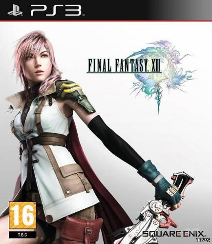 Final Fantasy XIII [PAL] [ENG] [Repack] [8xDVD5 и 1xDVD9]