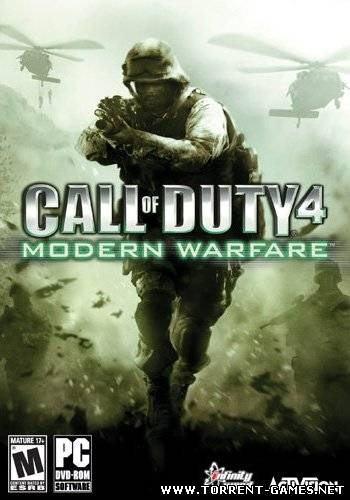 Call of Duty 4: Modern Warfare (2009/RUS/RIP)