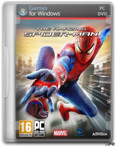 Новый Человек-Паук / The Amazing Spider-Man (2012) PC | NoDVD