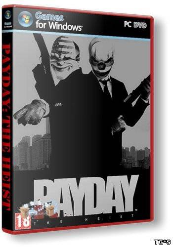 Payday: The Heist Complete v1.21.0 (2011/PC/ENG) | Лицензия