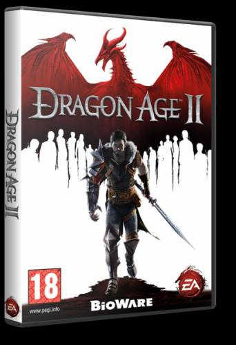 Dragon Age II v1.03 (+8 DLC) [High Texture Pack] (Electronic Arts) (RUS\ENG) [Lossless Repack] от R.G. Catalyst