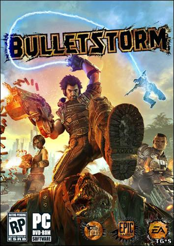 Bulletstorm (Electronic Arts) (ENG+RUS) [Repack] от Other s