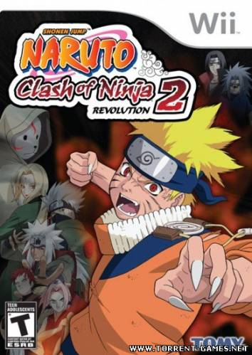 Naruto: Clash Of Ninja Revolution 2 [RNYPDA] (WBFS)