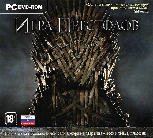 Игра престолов / Game of Thrones (2012) (RUS/ENG) [Repack] от R.G. Catalyst