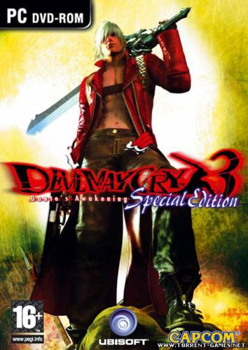 Devil May Cry 3 - Dantes Awakening: Special Edition RePack