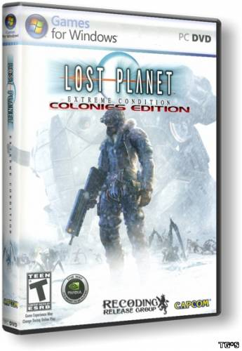 Lost Planet - Extreme Condition: Colonies Edition (2008) РС [RePack] от R.G. ReCoding