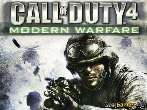 Call of Duty 4: Modern Warfare (2013/PC/Rus)