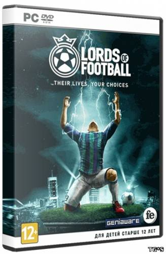 Lords of Football - Complete Edition [v 1.0.7.0 + 3 DLC] (2013) PC | Лицензия