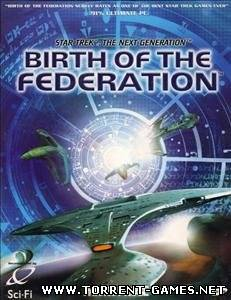 Star Trek: Birth of the Federation (1999) PC