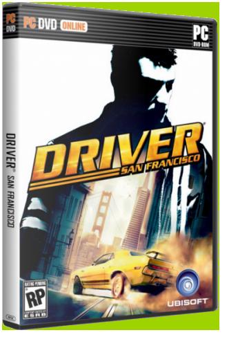 Driver: San Francisco [v 1.04] (2011) PC | RePack by xatab