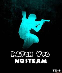 Патч обновления Контр Страйк Соурс версии 77 / Patch Update Counter Strike Source v77 [2013, RUS/RUS, Patch] by tg