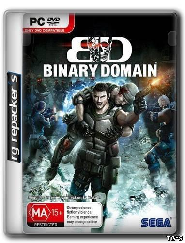 Скачать игру binary domain через торрент от феникса