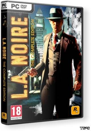 L.A. Noire: The Complete Edition (2011) PC | RePack от UltraISO