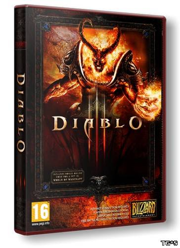Diablo III Collectors Edition (2012) PC | Repack By R.G. Rutor.Net