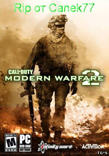 Call of Duty: Modern Warfare 2 - Multiplayer Only [IW4Play] (2009) PC | Rip от Canek77