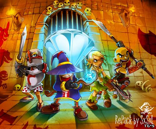 Dungeon Defenders (ENG) [RePack] от R.G. Механики