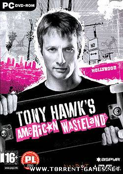 Tony Hawk's American Wasteland (2006) PC | RePack от R.G. Механики