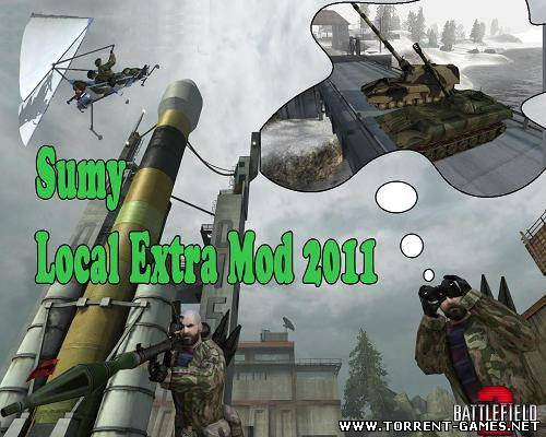 Battlefield 2: Sumy Local Extra Mod (2011) PC