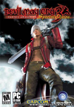 Devil May Cry 3 (2006/PC/Rus/Repack)