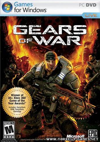 Gears of War [1.3] (2007/PC/RePack/Rus) by CUTA