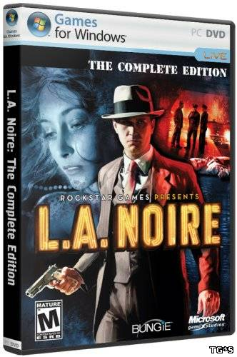 L.A. Noire: The Complete Edition (2011) PC | Steam-Rip от R.G. Origins