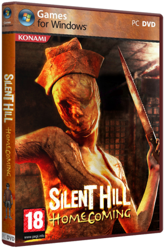 Silent Hill: Homecoming (RUS/ENG) [Repack] от R.G.Torrent-Games