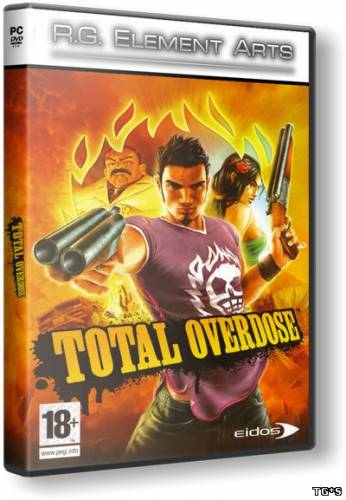 Total Overdose (2005) PC | RePack от R.G. Механики