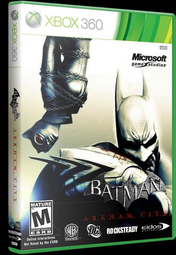 Batman: Arkham City Region Free RUS XGD3 LT+ 2.0
