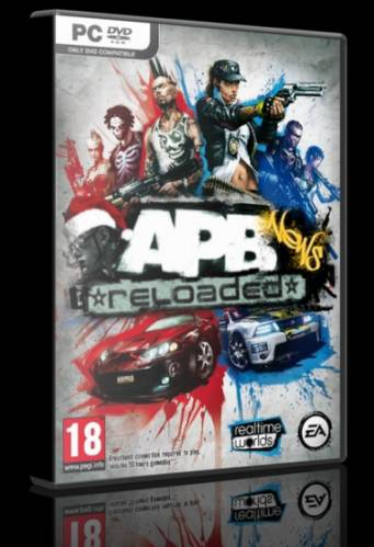 (PC) APB: Reloaded [2011-2012, Online Action, ENG/RUS] [L] [3БТ]