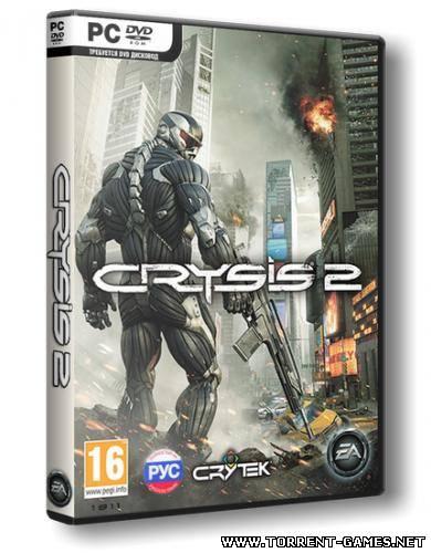 Crysis - Трилогия / RePack