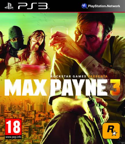 Max Payne 3 (2011) PS3 by tg