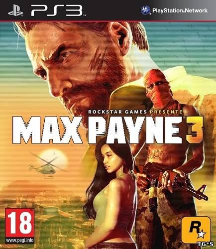 [PS3] Max Payne 3 [PAL] [RUS\ENG] [Repack] [4хDVD5]