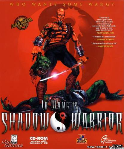Shadow Warrior Classic Redux [GoG] [2013|Eng]