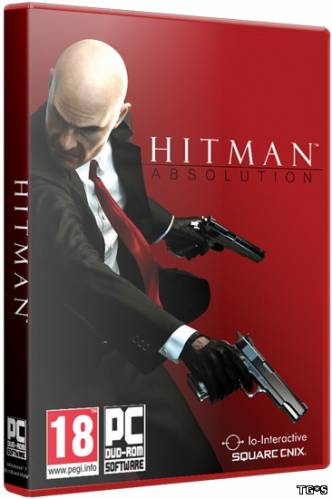 Hitman Absolution (SKIDROW)