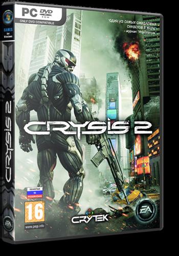 Crysis 2 (2011/PC/Reapck/Rus) от REXE