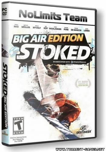 Stoked: Big Air Edition (2011) PC | Repack от R.G. NoLimits-Team GameS