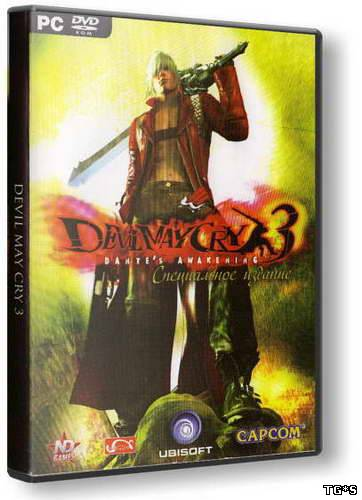 eDevil May Cry 3: Пробуждение Данте May Cry 3: Dante's Awakening |Repack от R.G.Creative| (2006) Full ENG