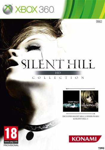 [XBOX360] Silent Hill: HD Collection [PAL][RUS](XGD3) (LT+ 2.0)