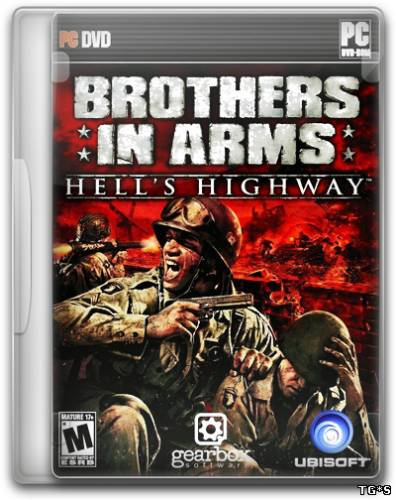 Brothers in Arms: Hell's Highway™ (Ubisoft Entertainment) (RUS) [Repack] от Other s