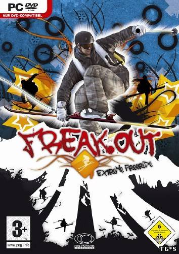 Freak Out: Extreme Freeride (2007) PC | RePack от Canek77