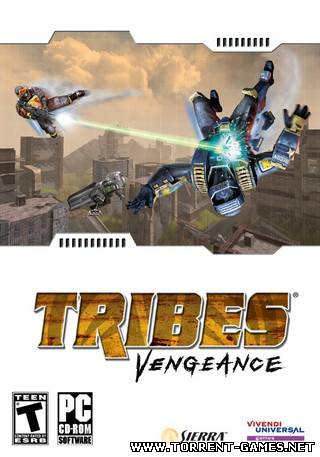 Tribes - Vengeance [RePack] [2005|Rus|Eng]