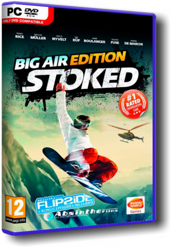 Stoked: Big Air Edition [2011, sport (snowboard/ski)]
