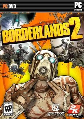 Borderlands 2 [v 1.8.4 + DLC's] (2012) PC | RePack by R.G. Механики