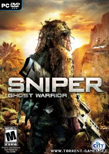 Sniper: Ghost Warrior / Снайпер: Воин-призрак (2010/PC/Eng|+Rus) by tg