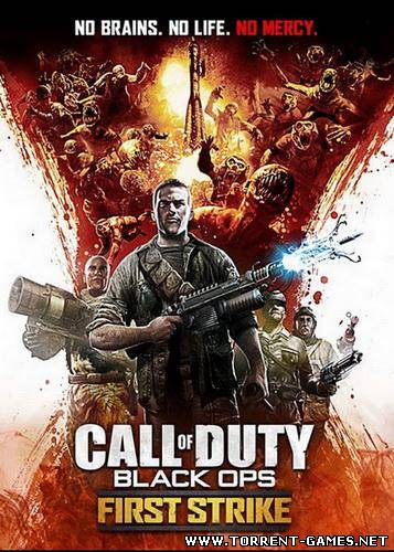 Call of Duty: Black Ops - First Strike [DLC] (2011/PC/Rus)