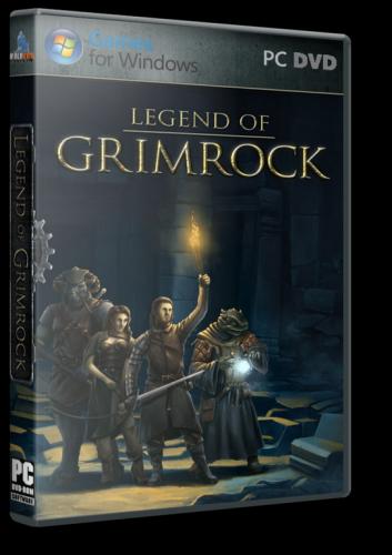 Legend of Grimrock (Almost Human Games) (ENG) [L]